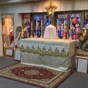 聖ピオ十世会大阪の聖母の汚れなき御心聖堂の写真