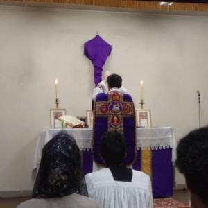 2020年4月5日の枝の主日の聖伝のミサ 報告 SSPX Japan Traditional Latin Mass report