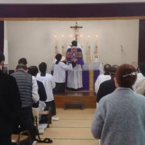 Attention ! Easter Sunday Mass in Tokyo. Traditional Latin Mass SSPX Japan
