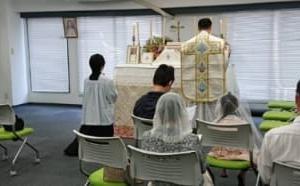 2020年5月24日の聖伝のミサの報告 Traditional Latin Mass in Tokyo and Osaka, SSPX Japan