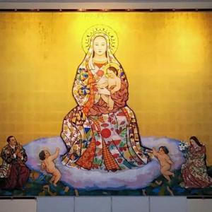 大阪大司教区が聖母の汚れなき御心に奉献されて1周年