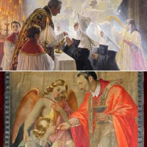 教会の聖伝と精神によれば、「口による聖体拝領」が私たちの守るべき掟、法律です。「手による聖体拝領」は禁止されているが基本。特例によって、手による聖体拝領は「特別に許可」されているだけ。