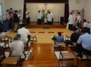 2020年8月2日の聖伝のミサの報告 Traditional Latin Mass in Tokyo and Osaka, SSPX Japan