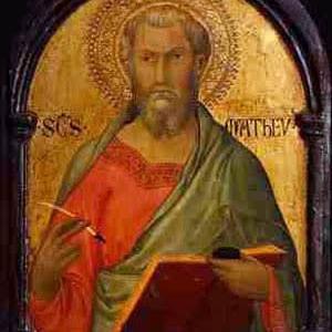 【再掲】 使徒福音史家聖マテオのミサ 「天主からの召出しを喜び、天主に捧げられた者のために殉教した」