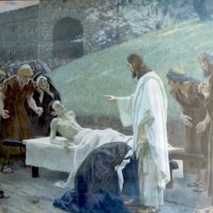 十字架が降りかかり、苦しみ悲しみひどい事が起こったその時に、私たちにとって一番大切なものを思い出して下さい