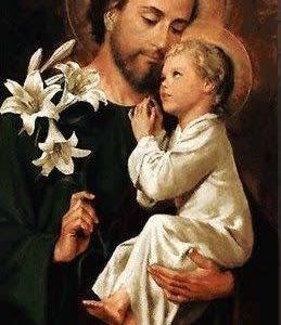 フランシスコ教皇様は、12月8日から来年の12月8日まで1年間、『聖ヨゼフの特別聖年』という事を宣言されました。