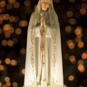 全ての御恵み・十字架の全ての功徳は、マリア様を通してのみ私たちの元に来る