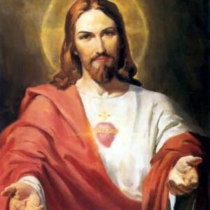 イエズス・キリスト「心の貧しい人はしあわせである、天の国はかれらのものだからである。」
