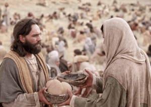 主イエズス・キリストの聖心の思い「私は、この群衆を憐れむ。」Misereor super turbam.
