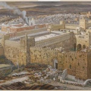 エルサレムの崩壊は、現代のカトリック教会への警告です Sermon about the tears of Our Lord Jesus on Jerusalem