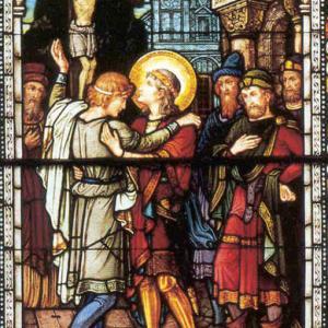 大修院長聖ヨハネ・グアルベルトのミサ: 私たちが相手を赦せば赦すほど愛徳に生きる事ができる : ビルコック神父様御説教