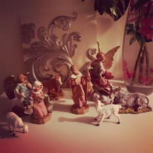 Natale:プレゼピオ ヴェロッキオ展のポストカード