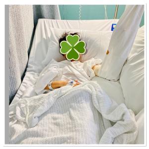 息子の入院