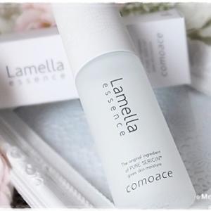 ★肌のラメラ構造に着目した新導入美容液「コモエース ラメラエッセンス」