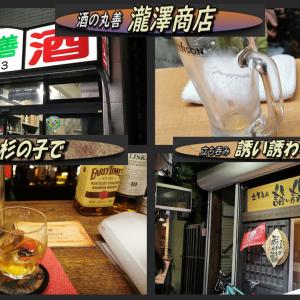 本町から大門の瀧澤商店・杉の子・再び本町の誘い誘われへ