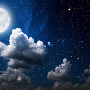 2月27日は満月「スノームーン」 〜新たな1年に向けた浄化月間