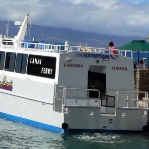ラナイ島マネレとプウペへ岬
