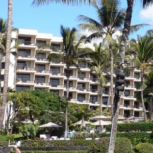 西マウイのホテル�