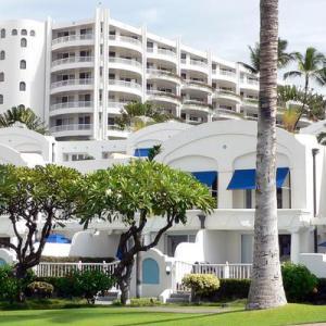南マウイのホテル�