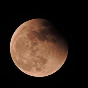 2020/7/5 山羊座満月+半影月食