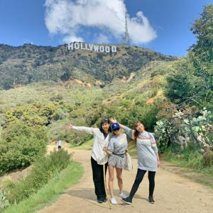 【おすすめハイキング】ハリウッドサインに行こう!