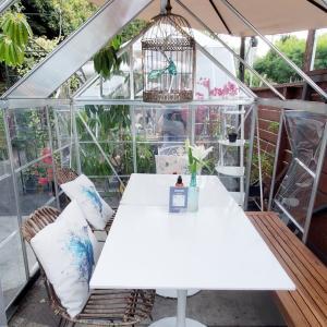 コロナの賜物の温室カフェが超絶デートにオススメ♥【今日もお得情報あり】