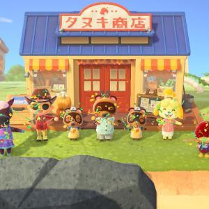 あつまれどうぶつの森(Animal Crossing New Horizons)やっとそれらしく...