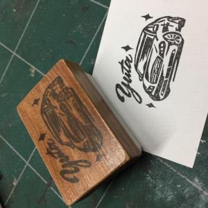 手彫りハンコ