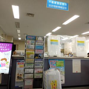 ネタ投稿と高知地方法務局と即席シールドと阿形像吽形像について☆