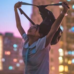 THE CROSSING ー香港と大陸をまたぐ少女ー -1- 過春天