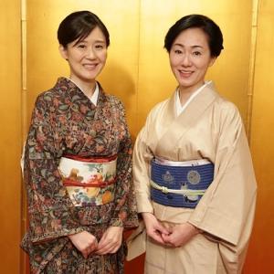10周年・東京からお友達同士のお客様・長男の猫の帯