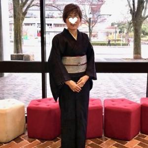 野田さんコンサート&上京茶会のお客様・輪違屋さんへ。
