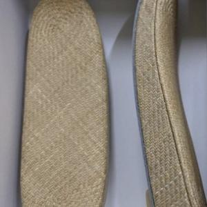 NYからリモートでご注文の素敵なパナマの草履(1)