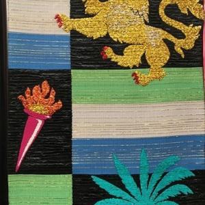動物シリーズ・ライオンやヒョウの帯・虎の着物。