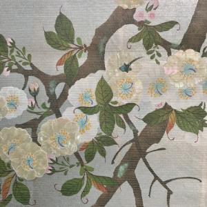 織元コレクション・桜守・佐野藤右衛門監修・螺鈿の桜。
