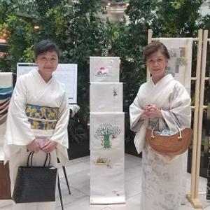 京都ブライトンホテル「西陣connect展」開催6/8-7/30