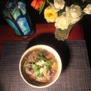 ★新潟のヒラメのからすみ、ホッケの干物、真鱈の昆布〆茶漬けと真鯛・真ゴチ・真鱈のカラスミ仕込み♪