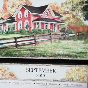 ◆9月のカレンダー