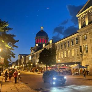 モントリオール旧市街