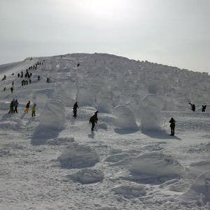 蔵王樹氷まつり2014