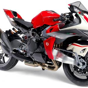 bimota × Kawasaki TESI H2
