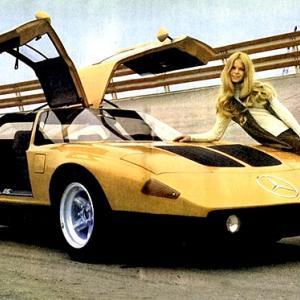 夢のスポーツカー