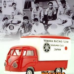 VW T1b Großraum-Koffer Yamaha