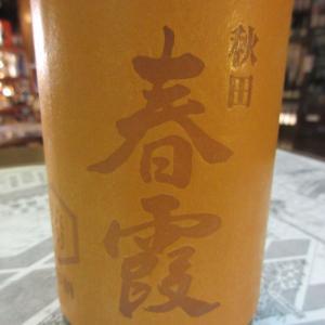 春霞・六号酵母生 純米吟醸【秋田の地酒 高良酒屋】