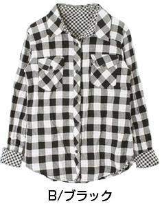 ティティベイトのガーゼシャツ