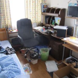 部屋は散らかってた方がいいよ