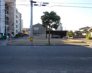 広島県福山市南本庄2丁目5‐5の住宅跡