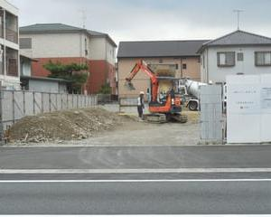 広島県福山市沖野上町2丁目6・(仮称)OTC新築工事