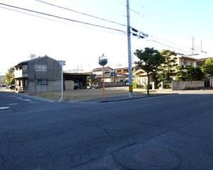 広島県福山市南本庄2丁目1‐8の住宅跡