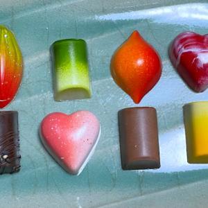 西洋菓子倶楽部のチョコレート
